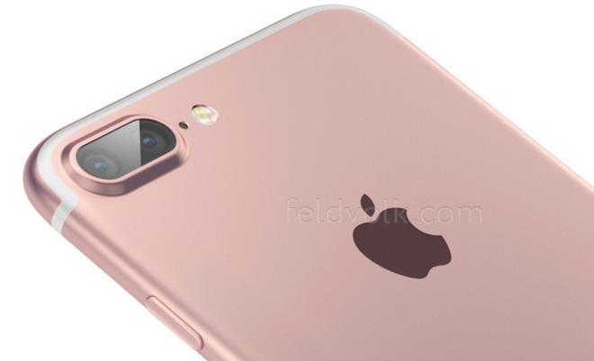 iphone 7 camera dual