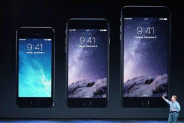 iphone 7 6 event