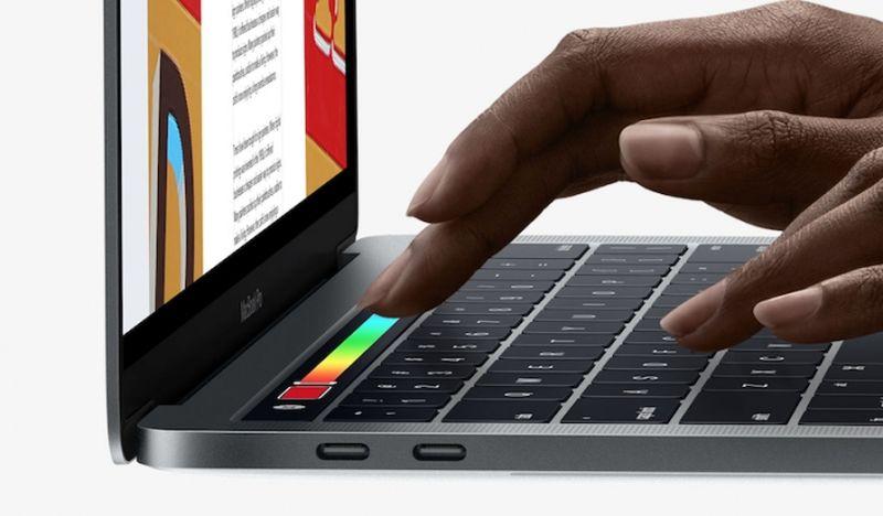 Touch Bar MacBook Pro 2016