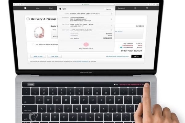 New MacBook Pro 2016 - 2017