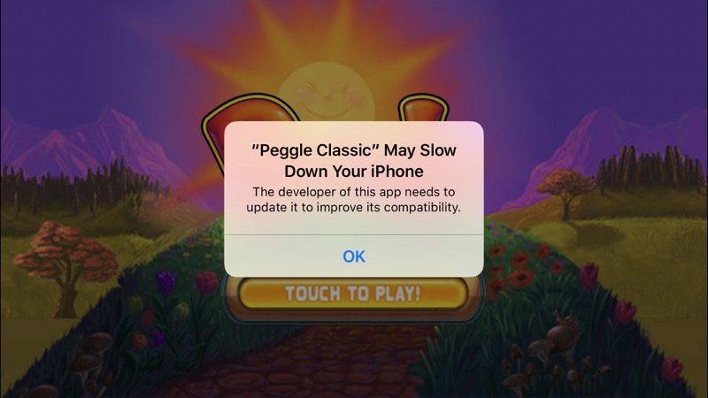 slow down app 64-bit