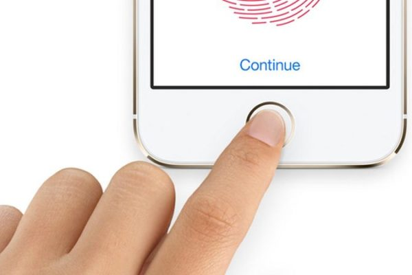 Touch ID Apple iPHone button