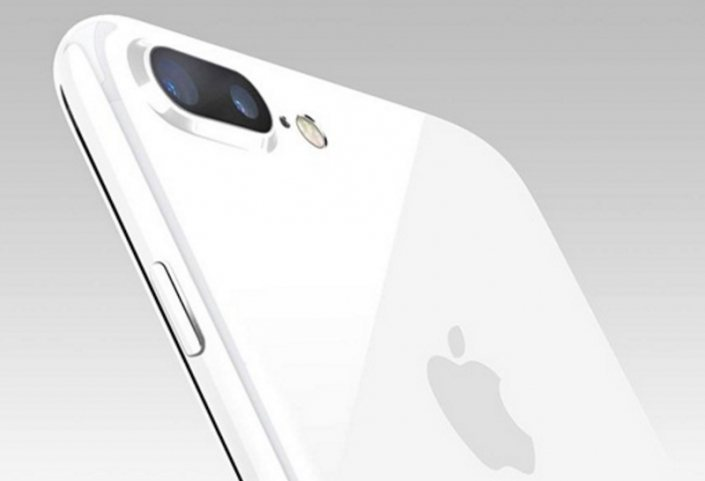 white jet white glossy iPhone 7 iPhone 7 Plus