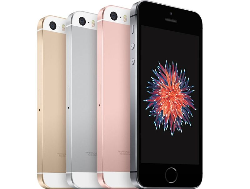 iPhone SE 2016 line up