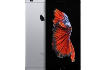 iPhone 6s Grey space