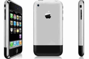 iPhone original 2007