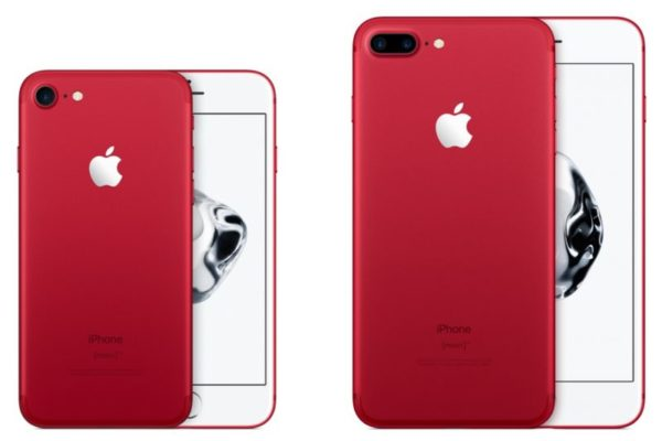red iphone7