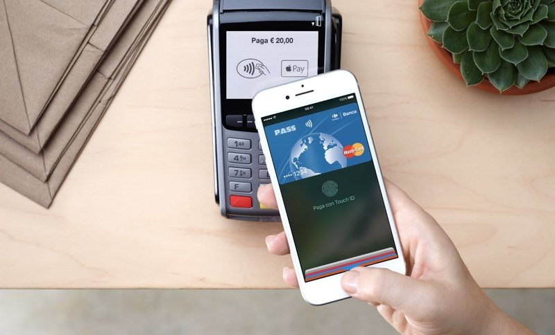 apple pay italy