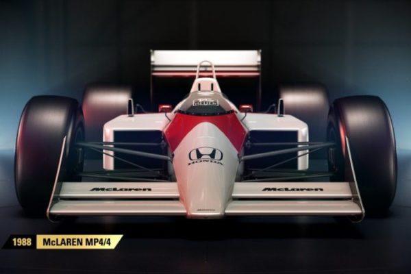 McLaren 1998 formula1