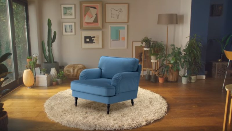Ikea Place Ar App Now Available In The Store For Ios 11
