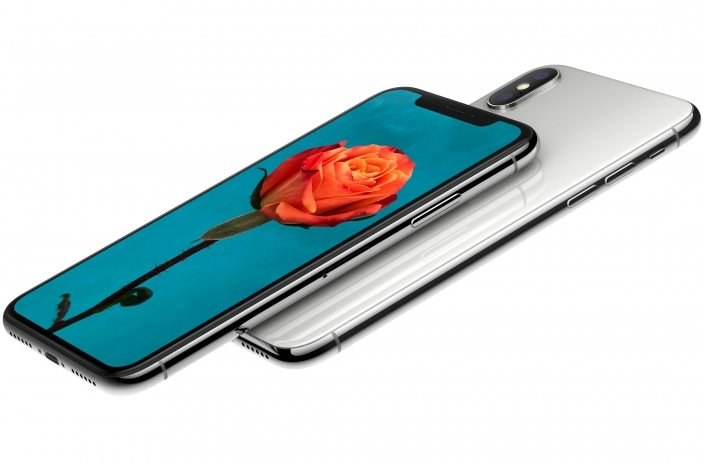 iPhone X official photo