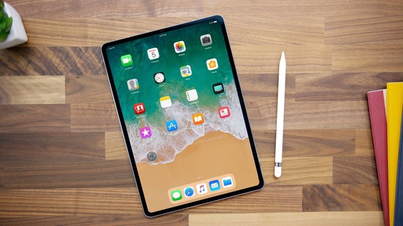 Benjamin Geskin iPad Pro