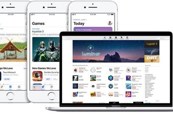 Universal App Store