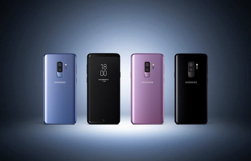 Galaxy S9 and S9+ are the Samsung's answer of iPhone