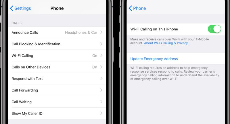 Wi-Fi Calling: How to set it up on iPhone or iPad