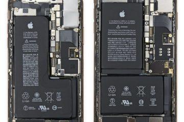 Phone XS / XS Max teardowns
