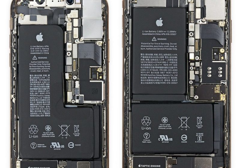 Phone XS / XS Max teardowns
