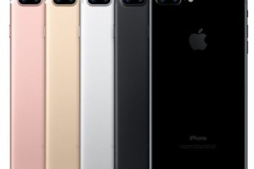 iPhone 7 Line 5 colors