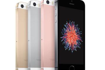 iPhone SE 2016 line up