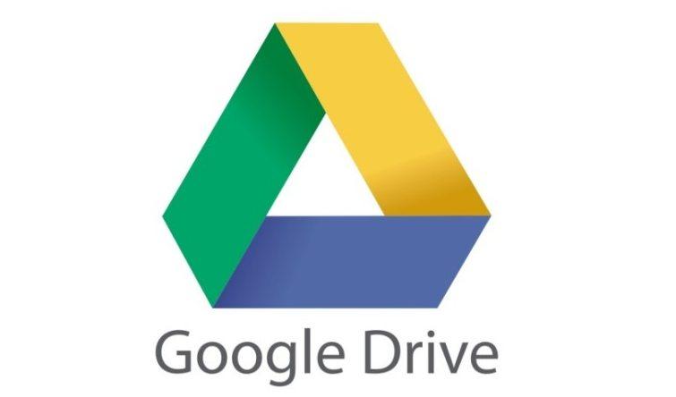 Google Drive app logo iOS