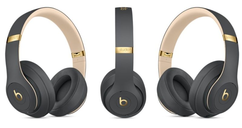 Beats Studio 3 wireless headphones over-ear
