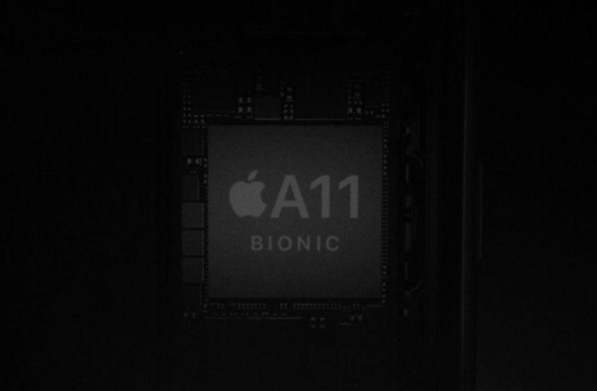 iPhone A11 bionic
