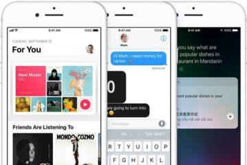 iPhone iOS 11 ios11