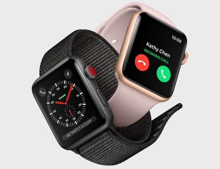 Apple Watch with LTE Series 3