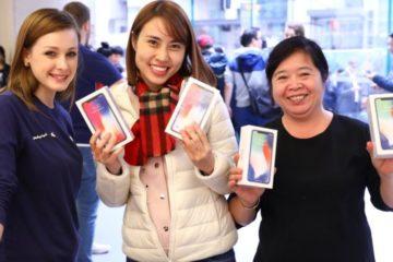 Apple Store Australia iPhone X