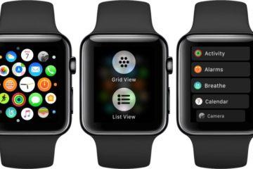 watchOS Apple Watch LTE