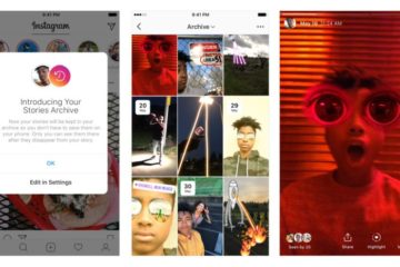 Instagram rolls out Highlights and Archive for Stories