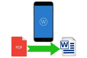 PDF to Word Converter from the App Store