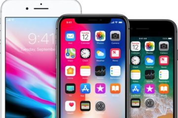 iphone trio 2018 ios 11