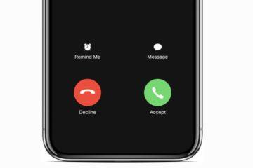 ios 11 call