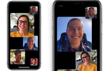 Group FaceTime for public testers